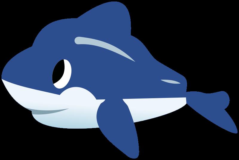Dolphin clipart mammal. Cmyk medium image png