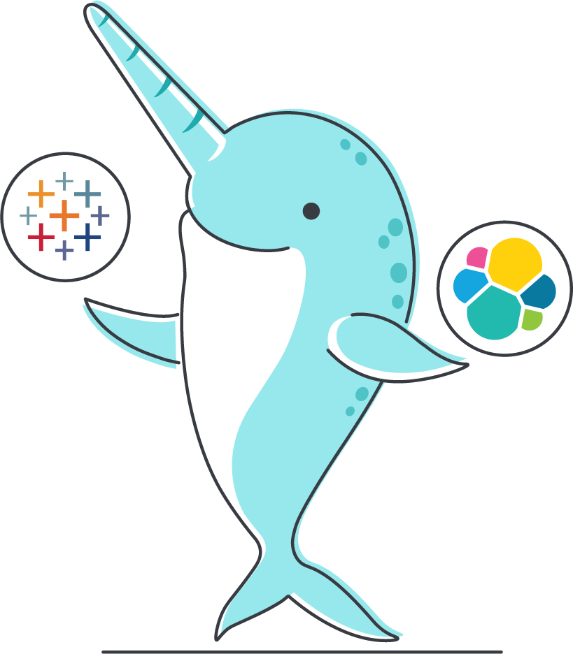 Tableau on elasticsearch dremio. Dolphin clipart moving picture