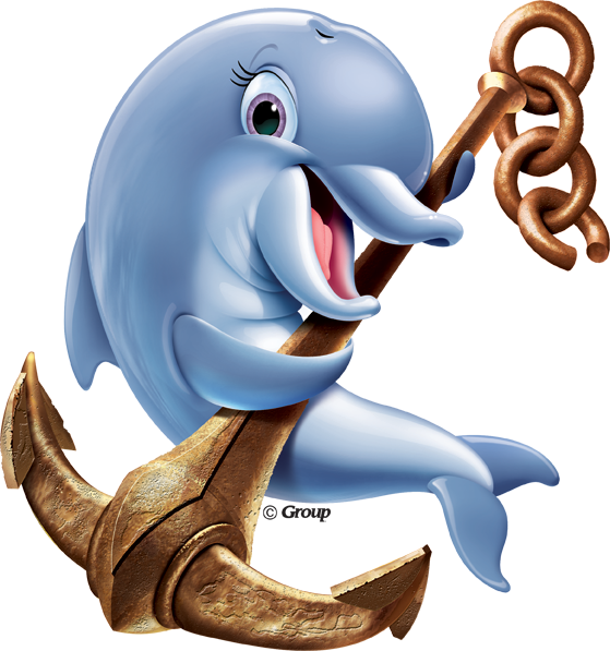 Dolphin clipart pencil. Png clip art library