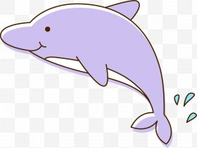 Dolphin clipart purple. Jumping dolphins images png