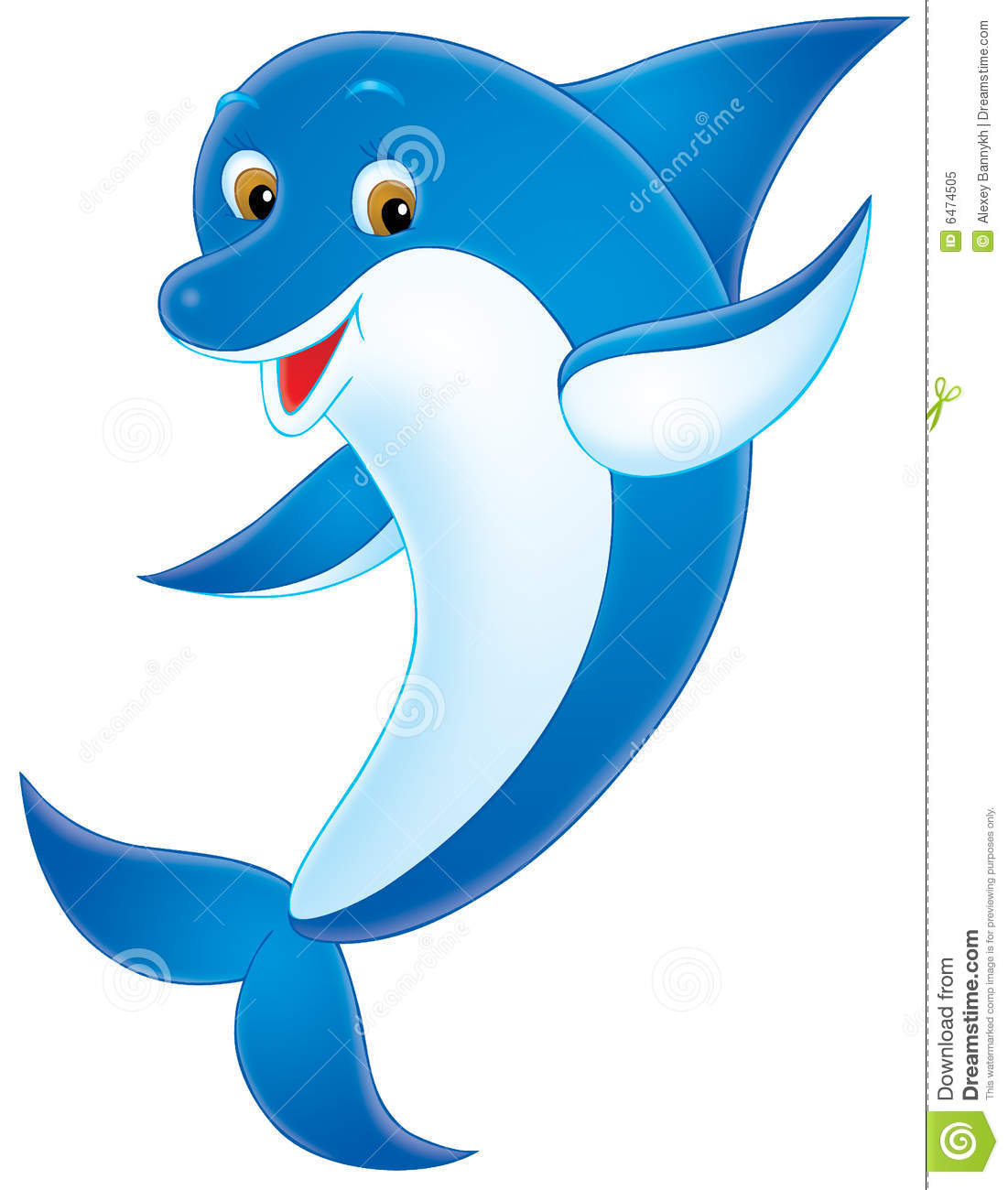 Dolphin clipart reading.  free clipartlook