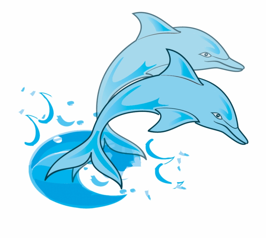 Dolphins clipart dophin. Pink dolphin at getdrawings