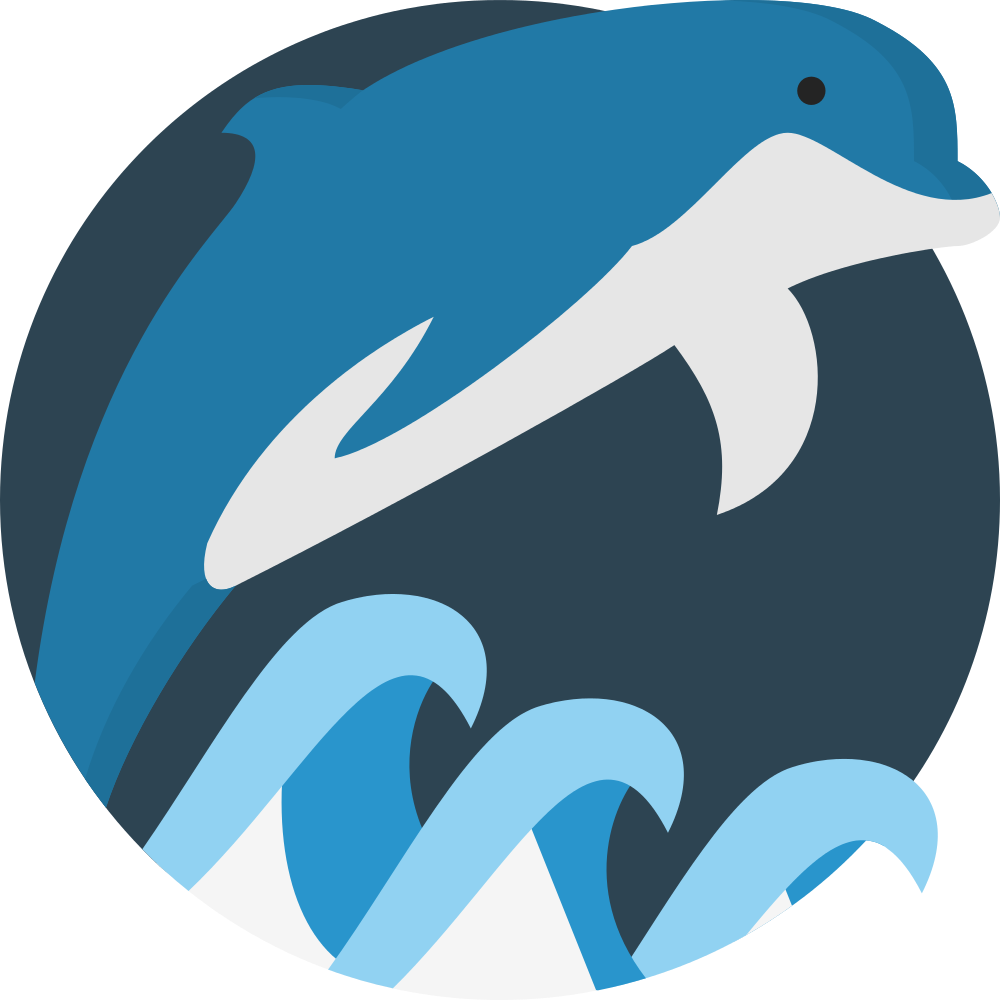 File creative tail animal. Dolphins clipart bottlenose dolphin