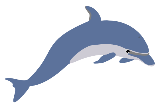 Dolphins clipart bottlenose dolphin. Free download best