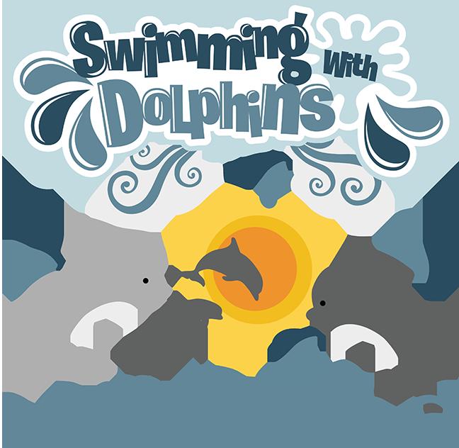 Dolphin disney free on. Dolphins clipart carton