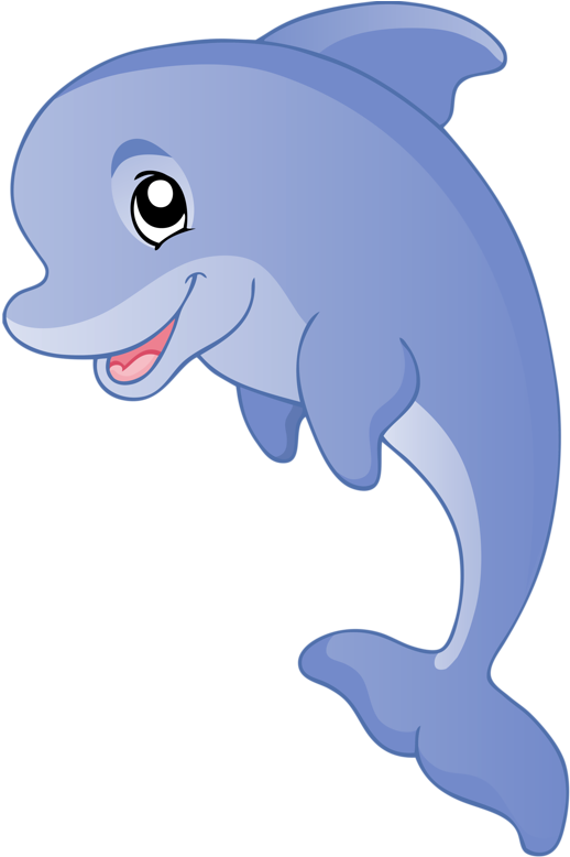 Kid cartoon png . Dolphins clipart girl dolphin