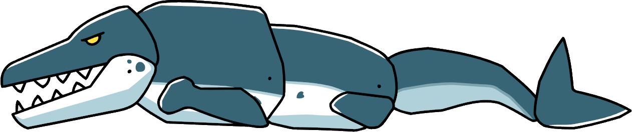 Basilosaurus scribblenauts wiki fandom. Dolphins clipart scared