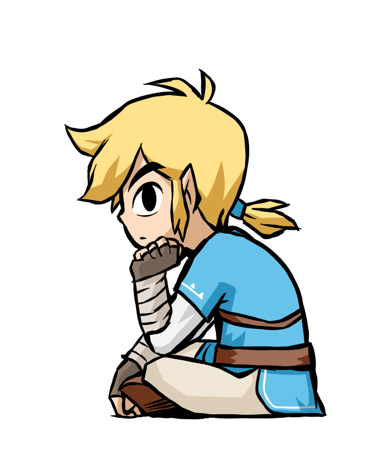 Dolphins clipart toon. Breath of the wild