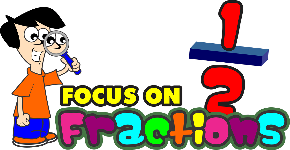 On fractions ultimate fraction. Test clipart focus