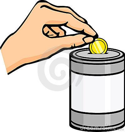 Donation clipart. Money online