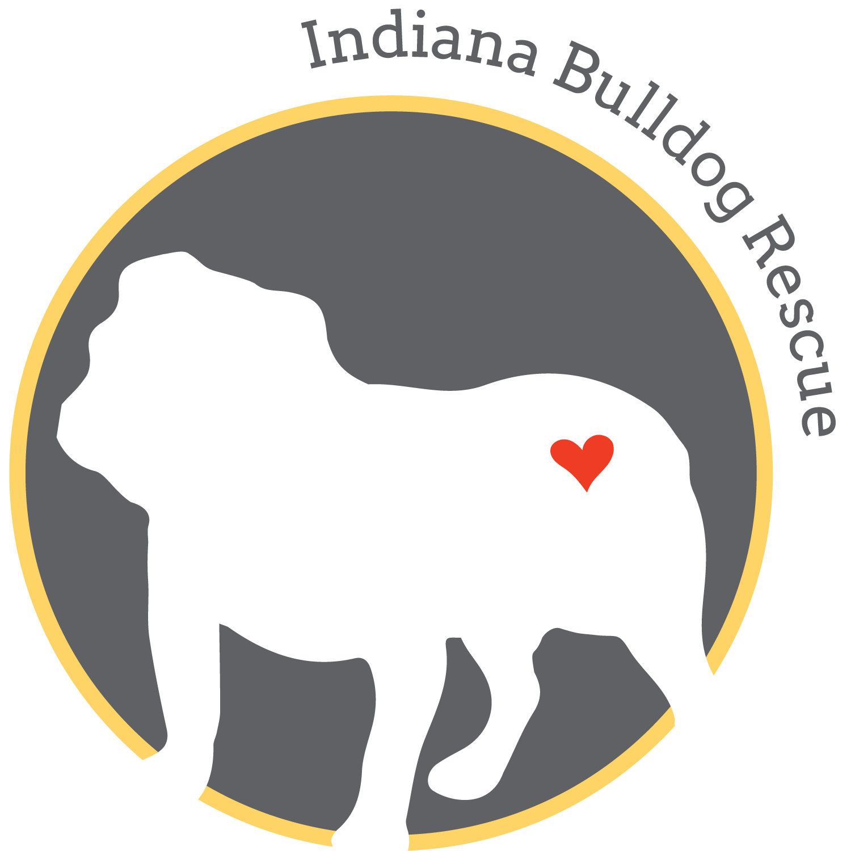 Indiana bulldog rescue foster. Donation clipart animal welfare