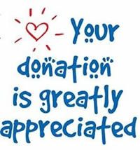 We need your help. Donation clipart appreciated