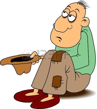 Poor free download best. Donation clipart beggar