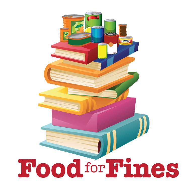 Donations for fines city. Donation clipart canned food drive
