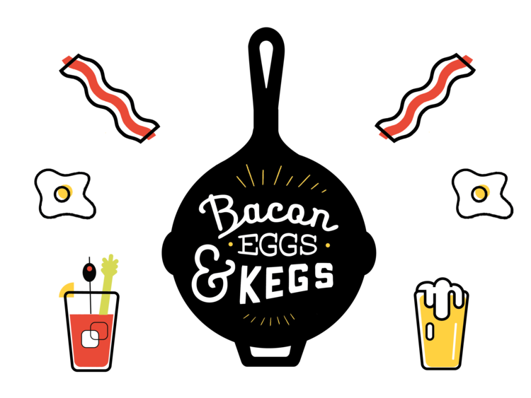 Hungry clipart enjoy your meal. Bacon eggs kegs thoughtfully