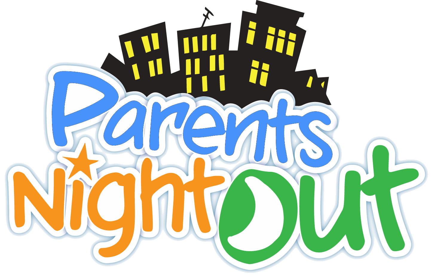 Donation clipart church membership. Parent s night out