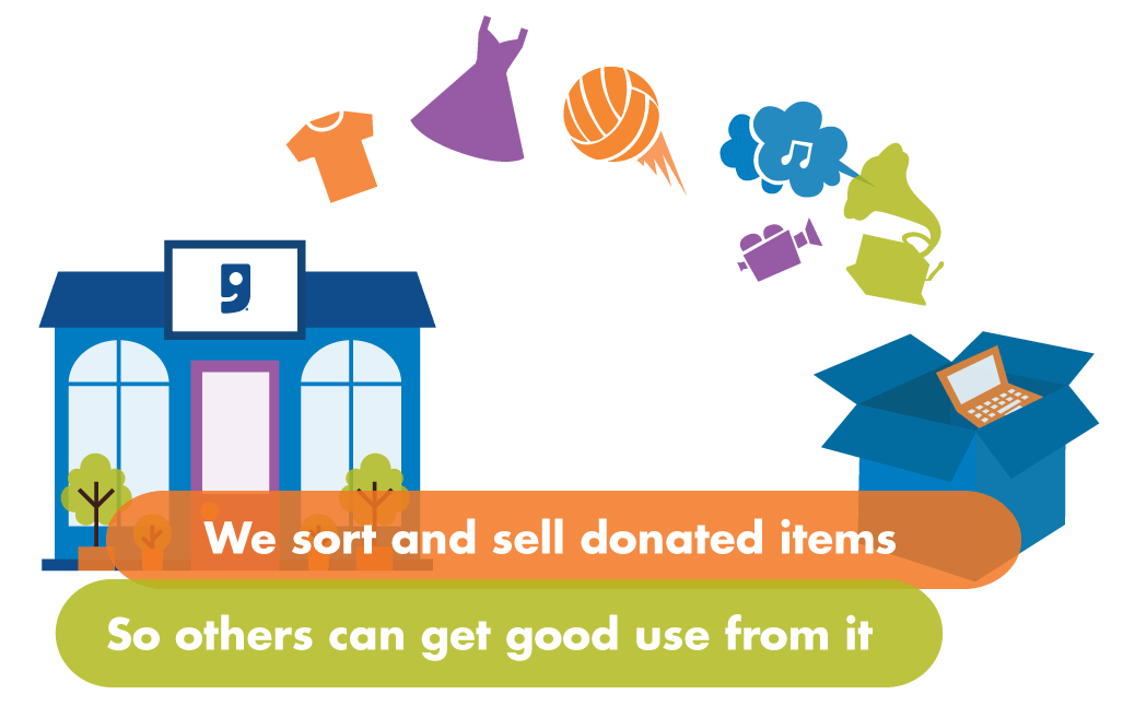 Donation clipart clothing drive. Goodwill store
