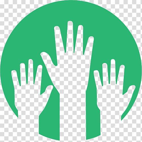 Donation community charitable organization. Volunteering clipart logo