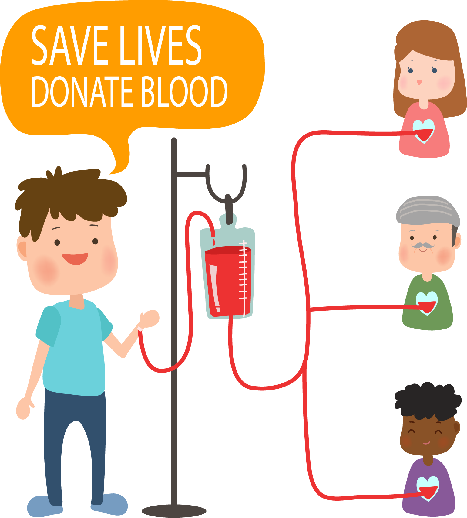 Donation clipart donor. Blood world day euclidean