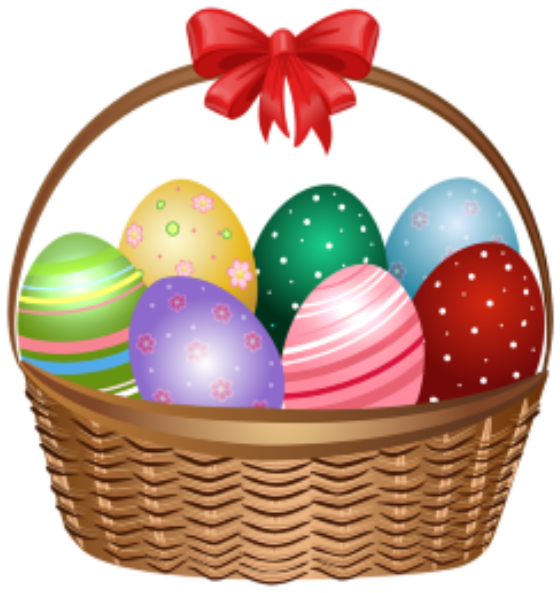 Acc easter egg stravaganza. Ticket clipart raffle basket