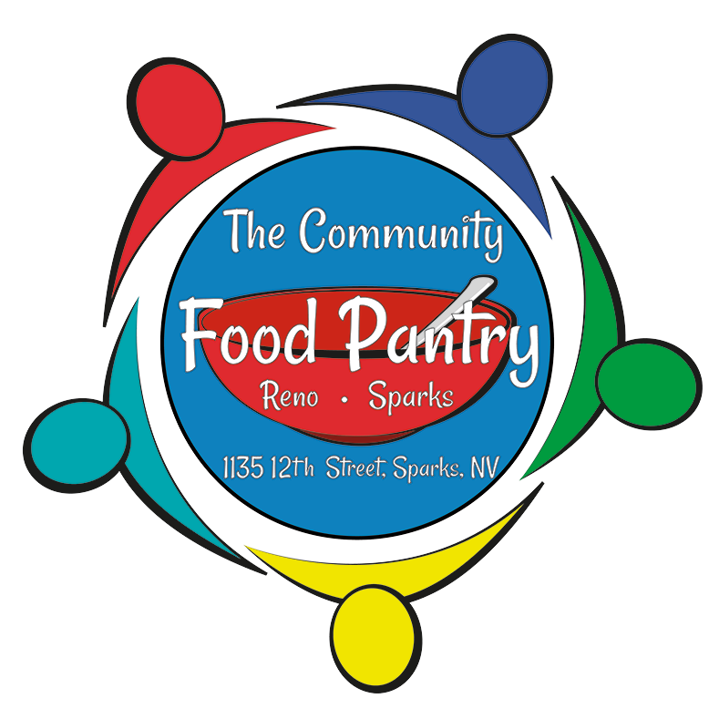 Donation clipart food bank. The community pantry reno
