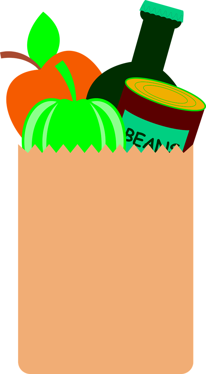 Donation clipart food bank. Events bigfork some companies