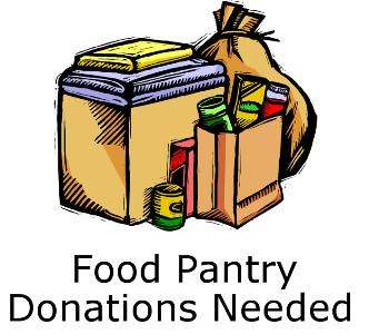 First uu wilmington u. Donation clipart food pantry donation