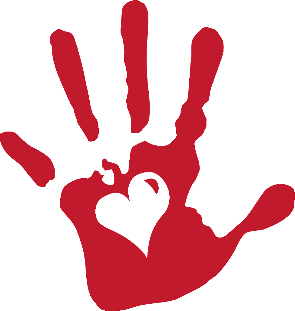 Handprint clipart helping hand. Hands resale shoppe people