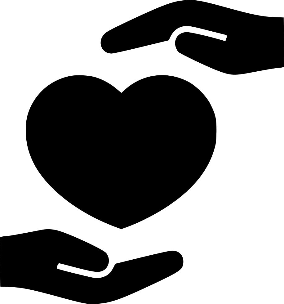 Health care medicine hospital. Donation clipart hand heart