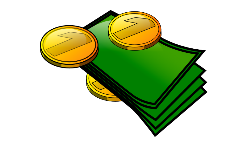 Donation clipart little money.  collection of less