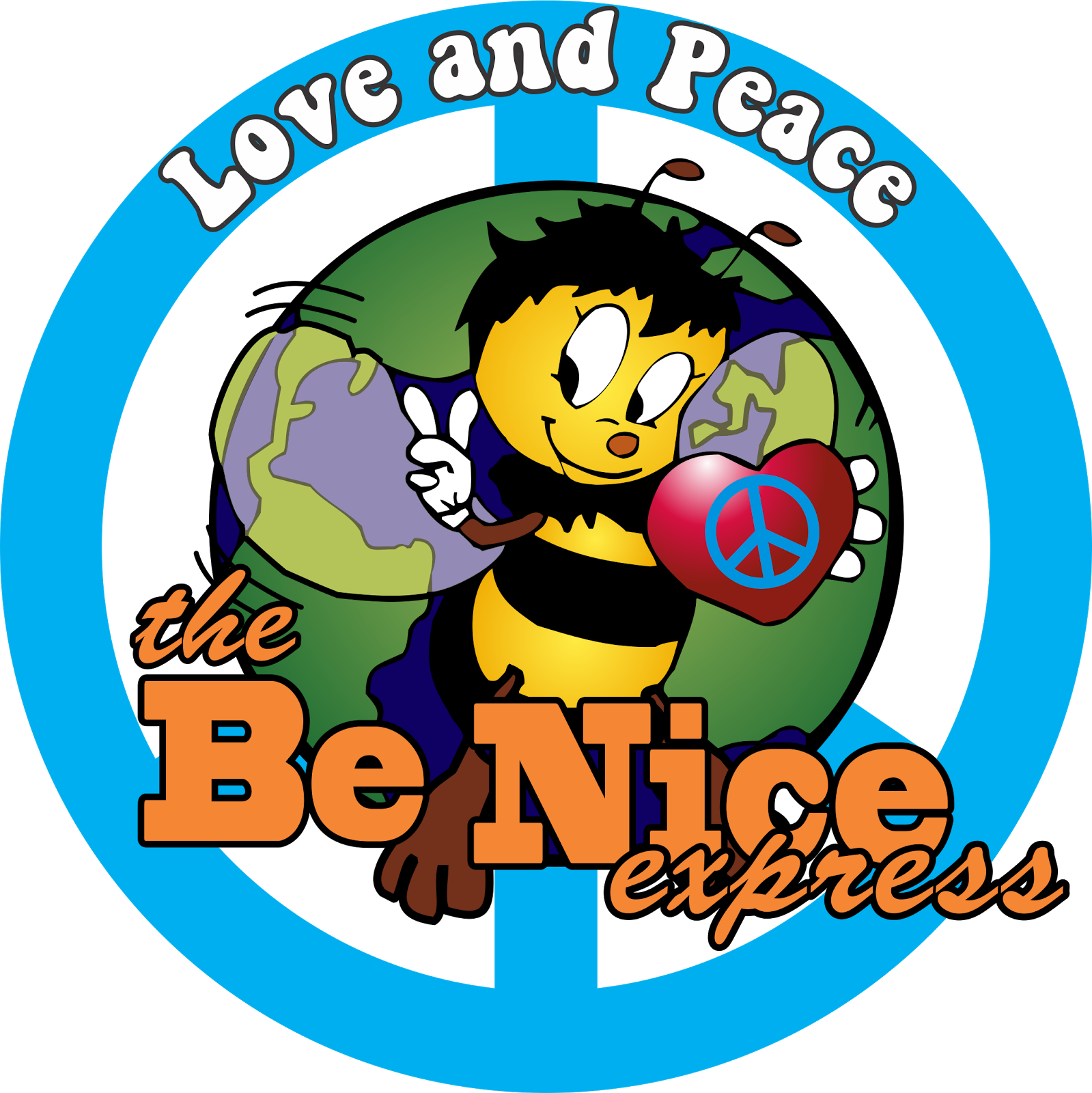 The be nice express. Donation clipart livelihood project