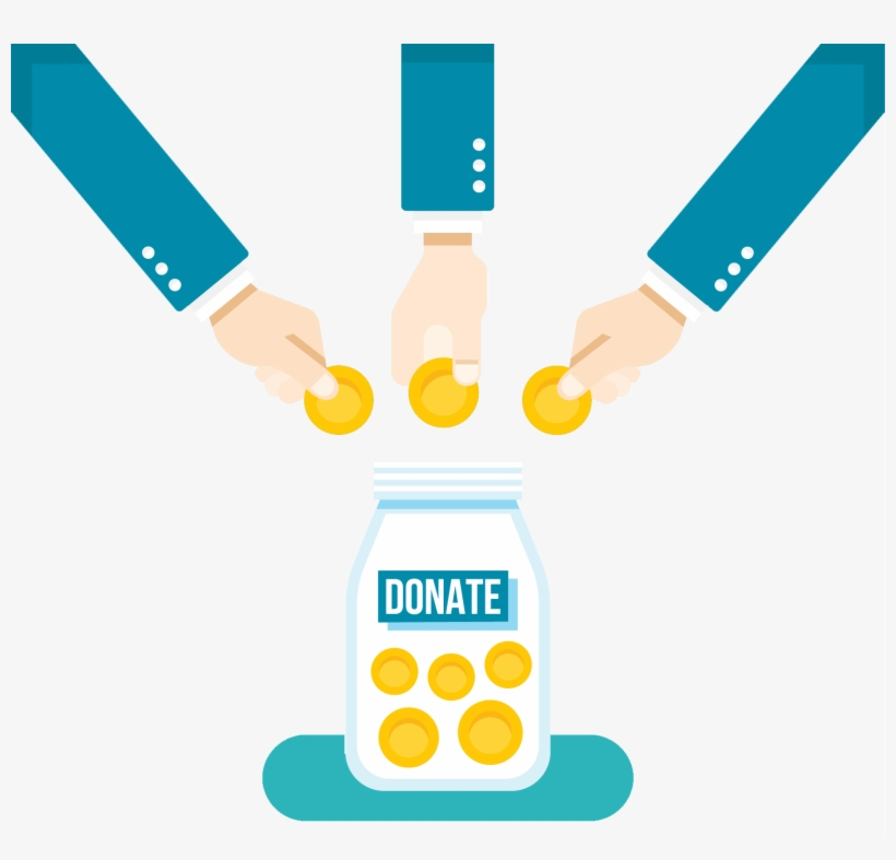 Charity reports reviews and. Donation clipart money back