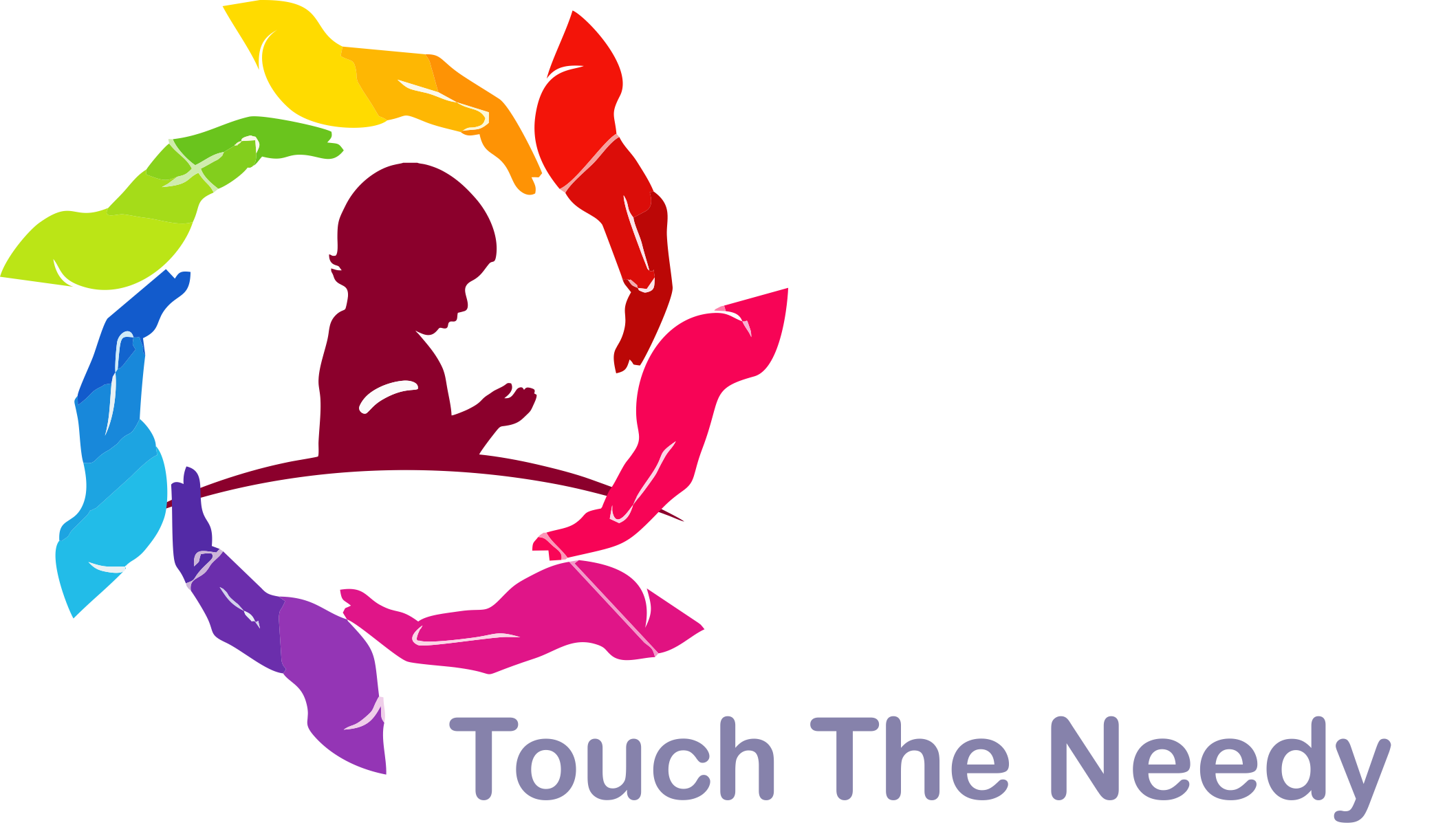 Donation clipart needy person. Donate touch the