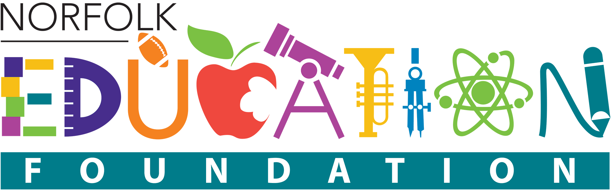 Norfolk education foundation donate. Donation clipart school funding