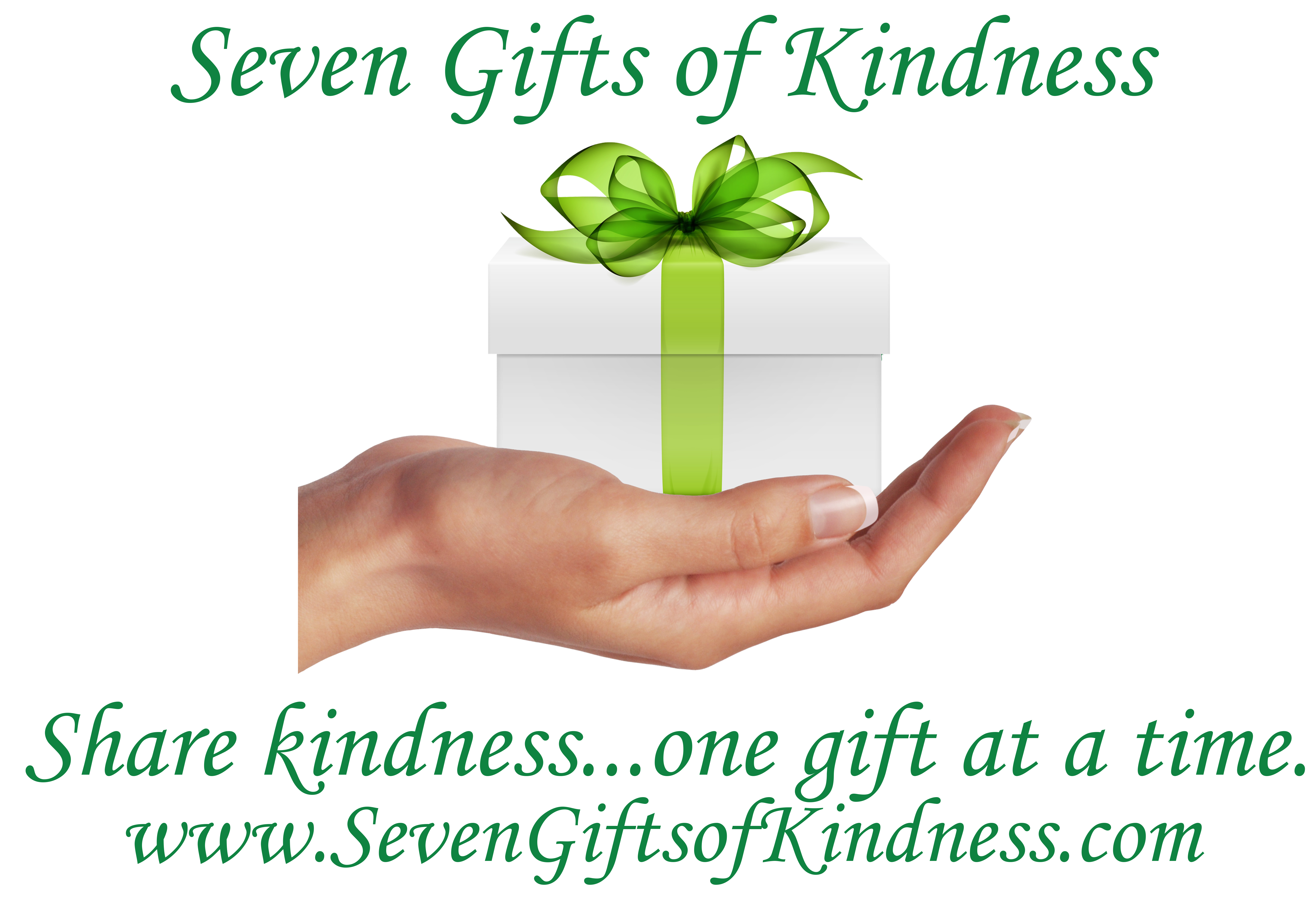 Home seven gifts of. Donation clipart thank you gift