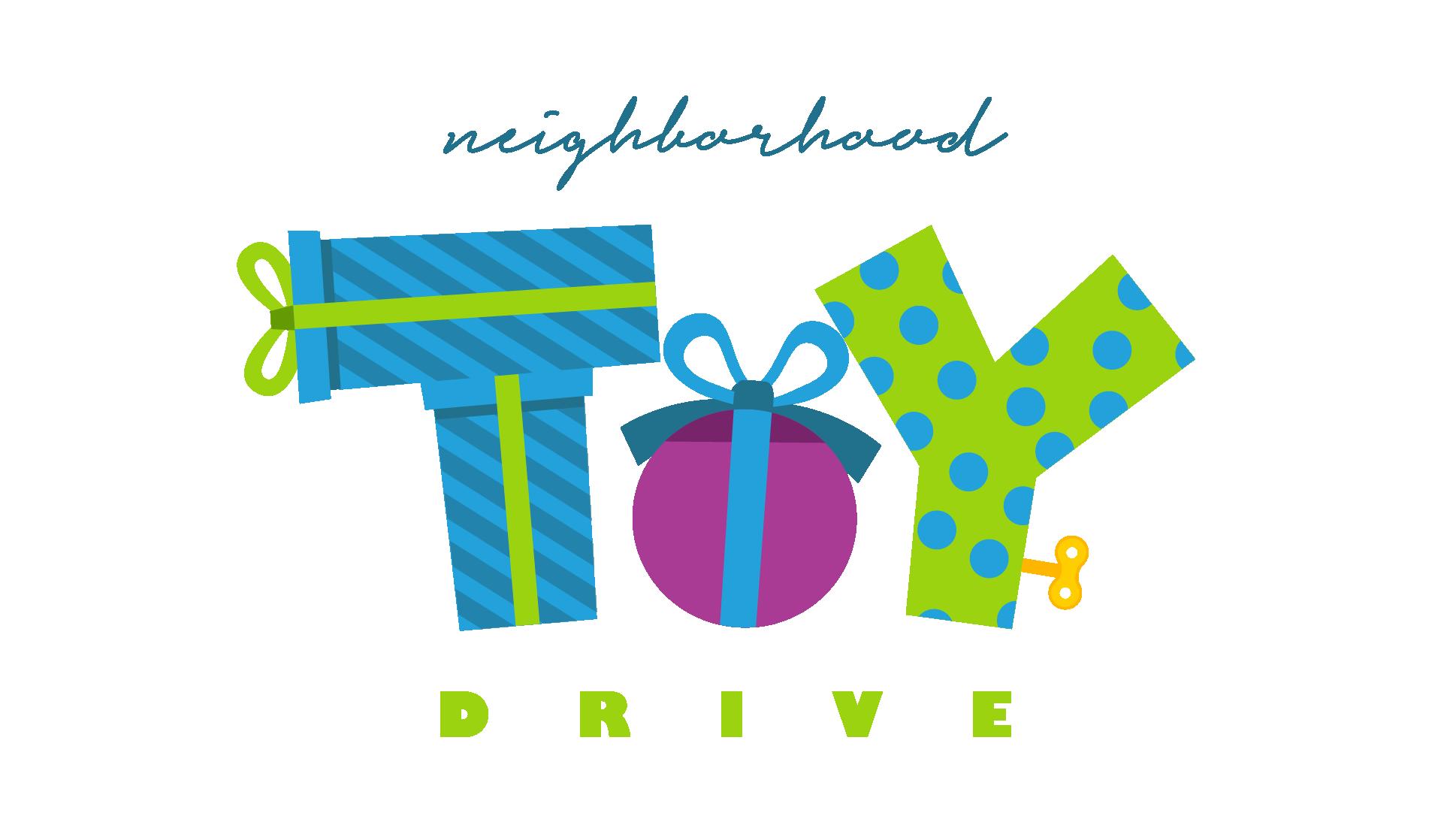 Toy drive the church. Neighbors clipart neighborhood kid