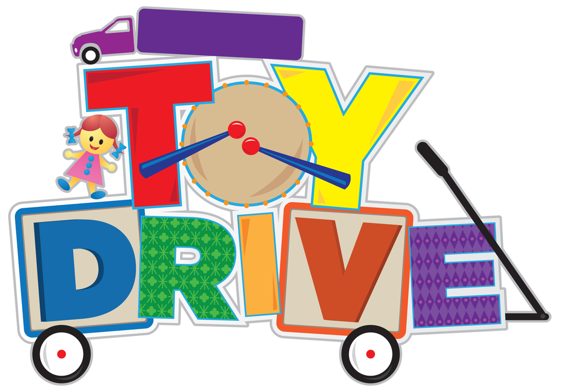 Portland drive christmas in. Donation clipart toy donation
