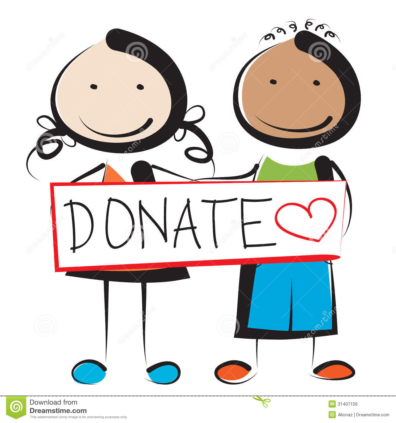donation clipart