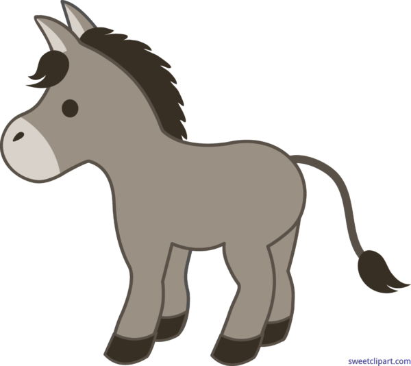 Donkey donkey drawing