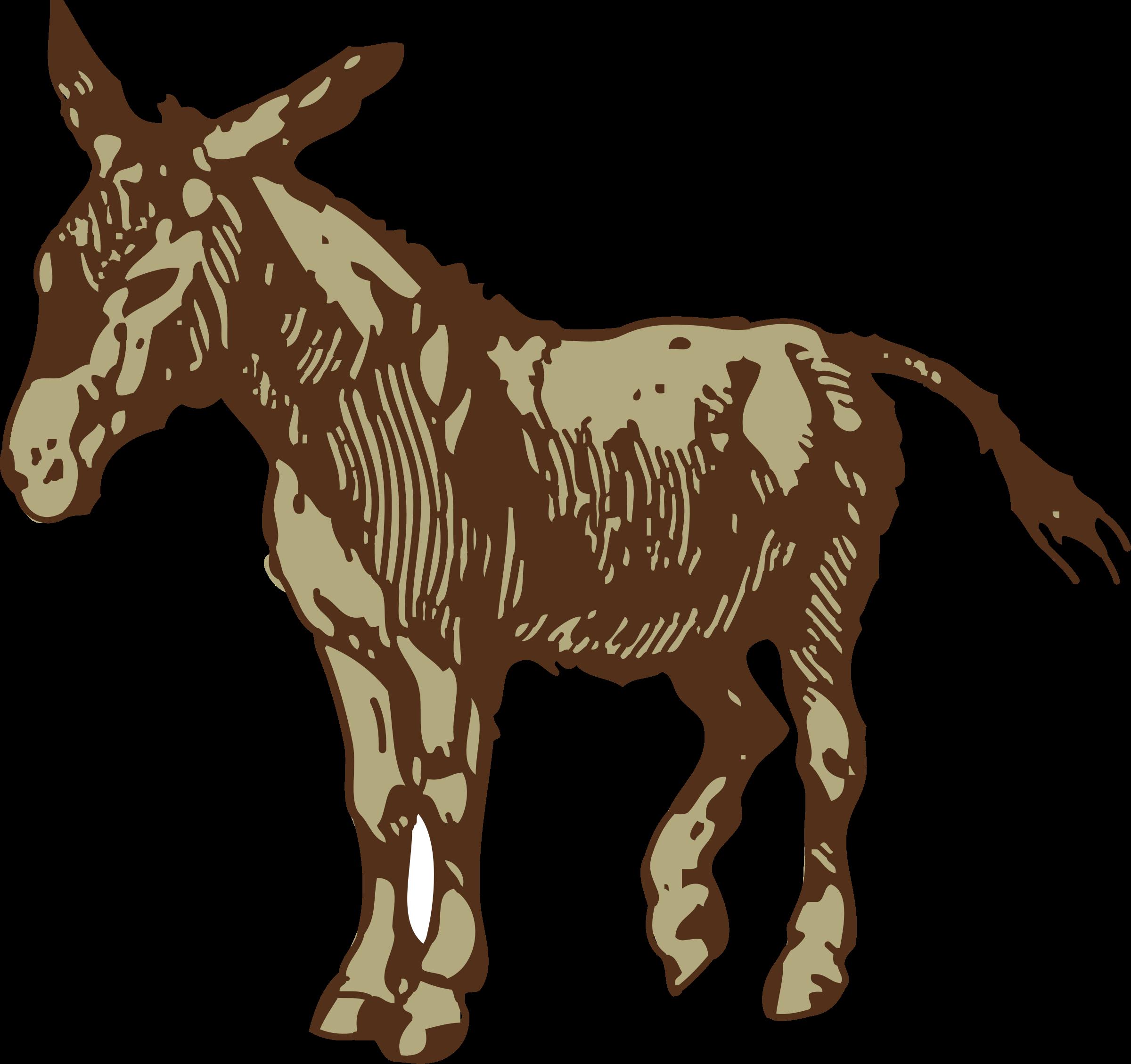Donkey clipart donkey face.