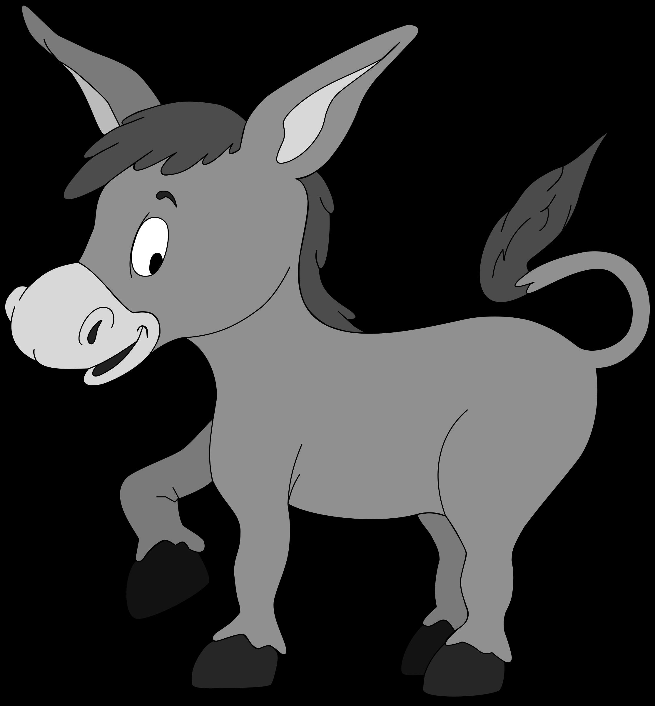 Politics clipart democrat donkey. Page of clipartblack com