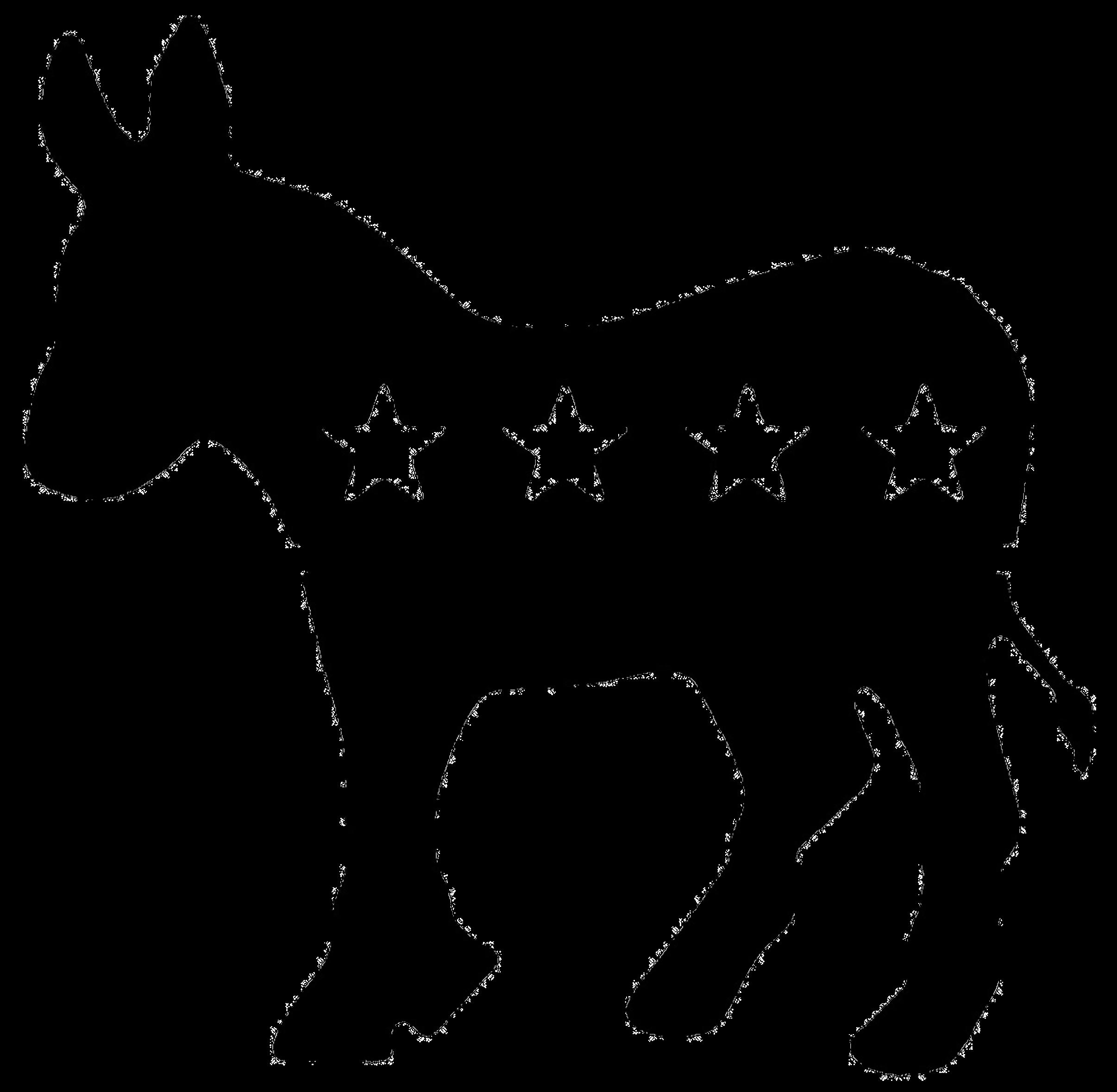Donkey Clipart Logo, Donkey Logo Transparent FREE For