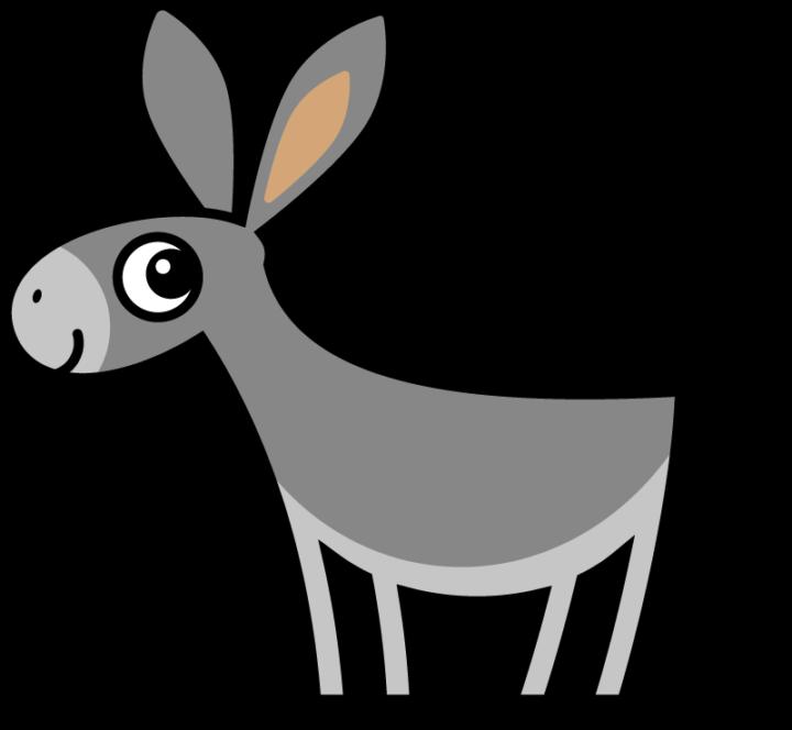 Mule clipart sad. The adventures of kurt