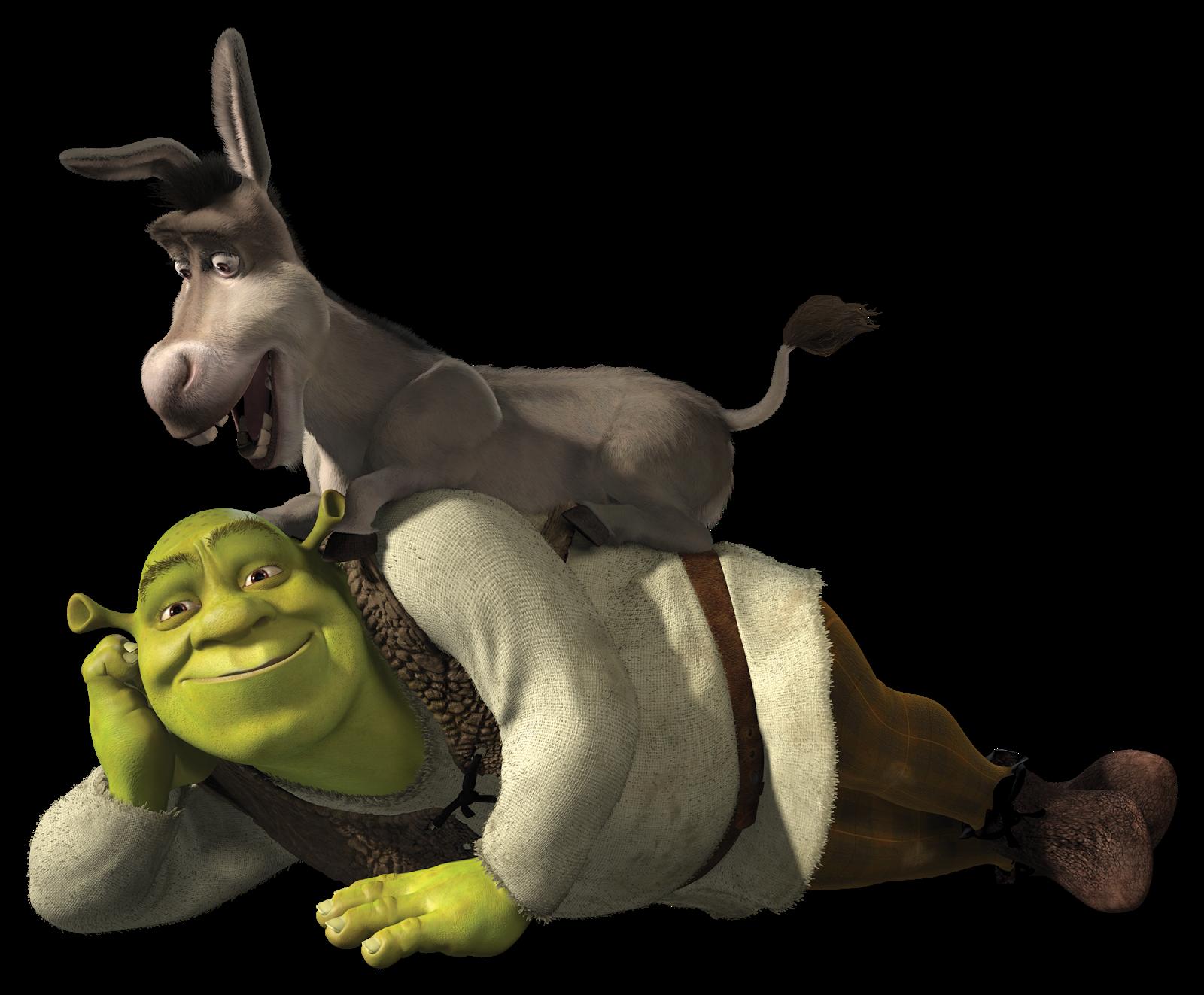 Png image purepng free. Donkey clipart shrek character