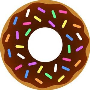 Donut clipart. Clip art bing images