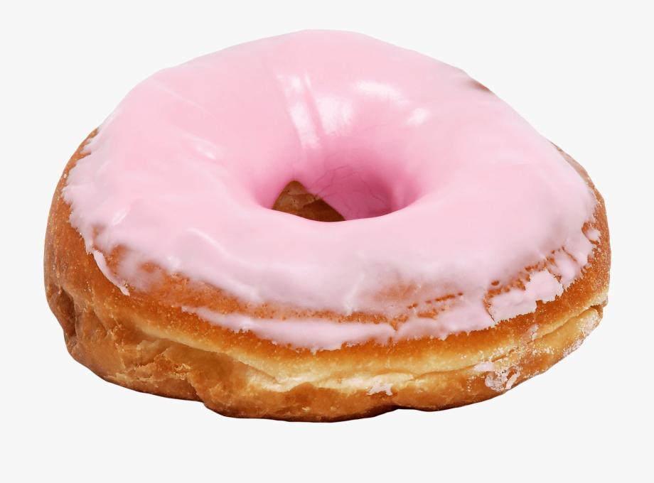 Png pink dunkin donuts. Donut clipart big donut