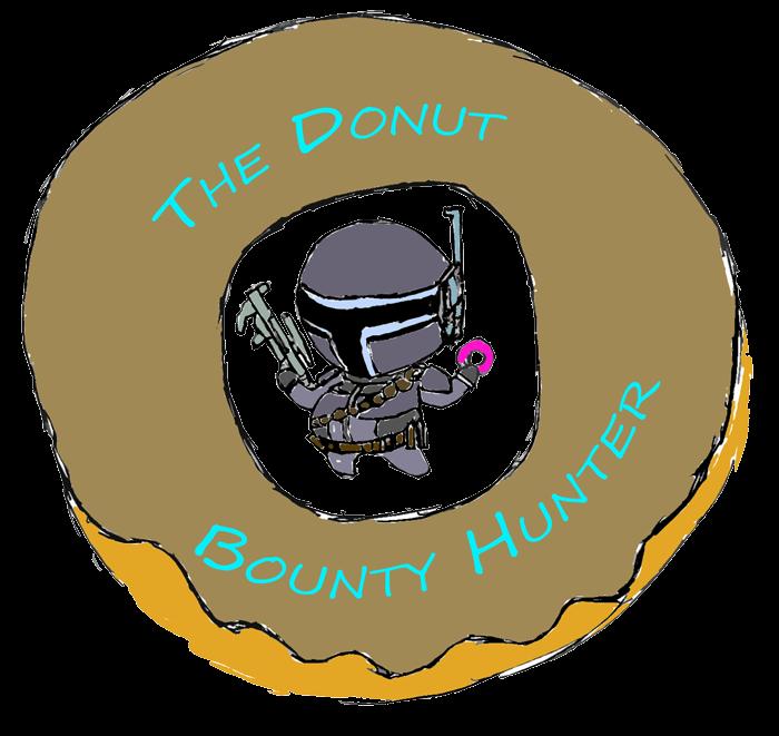 The donut bounty hunter. Donuts clipart krispy kreme doughnuts