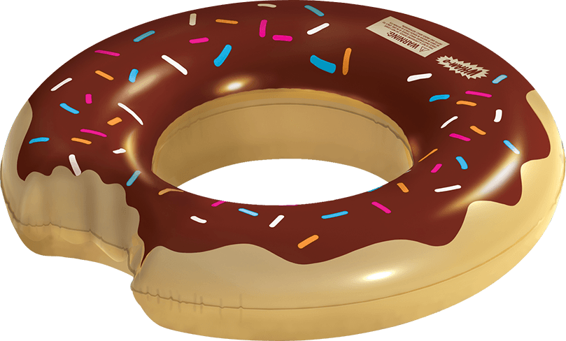 donuts clipart doodles