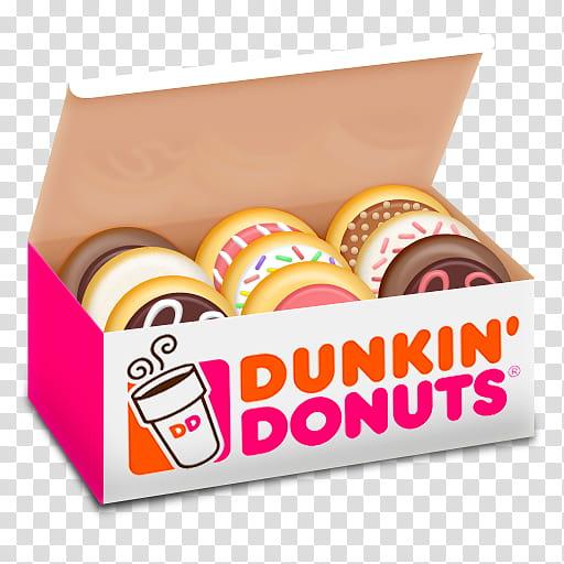 Dunkin donuts illustration transparent. Donut clipart box doughnut