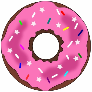 Free png images cliparts. Donut clipart circle